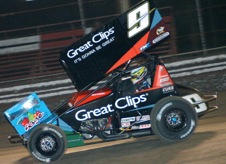 Kasey Kahne Sprint Car Racing